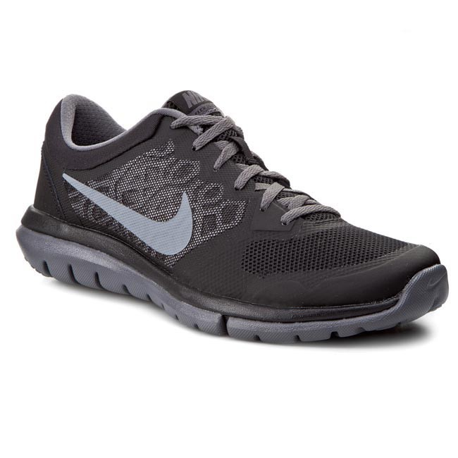Shoes NIKE - Flex 2015 Rn 709022 011 Black/Cool Grey/Dark Grey