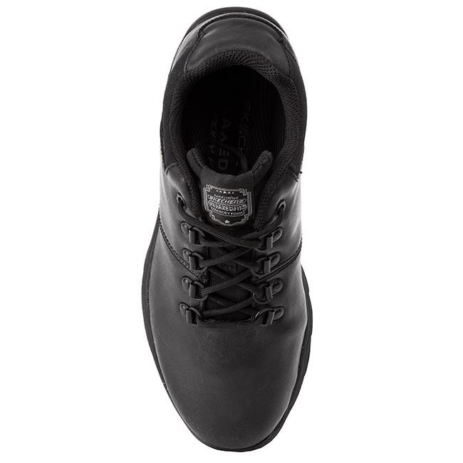 Trekker Black Cozart Boots Superior Skechers 64226bbk qHPq47gw