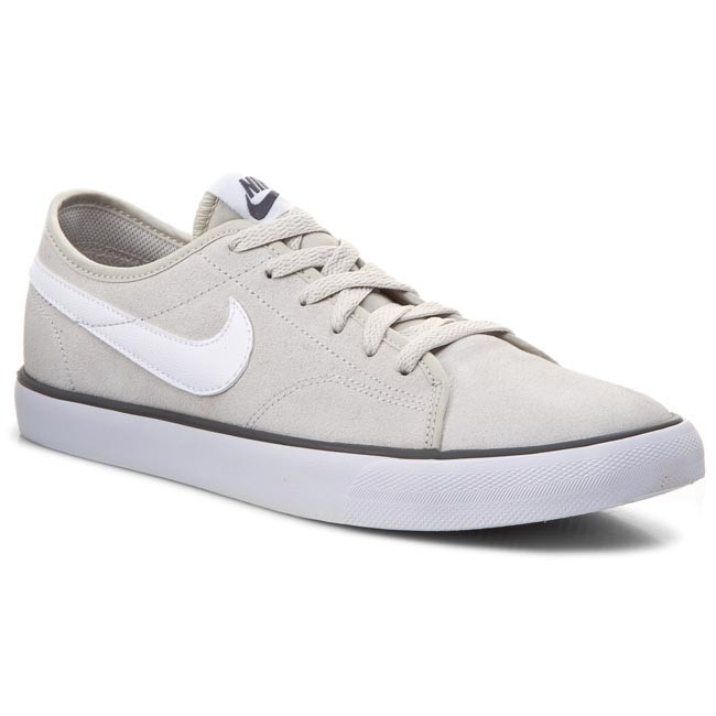 Nike Primo Court Leather Grey Casual Shoes - Men