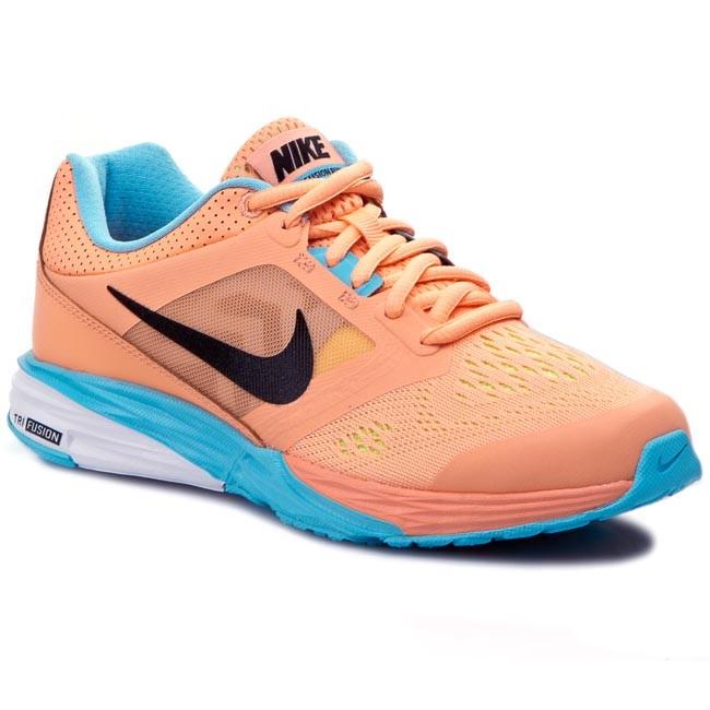Shoes NIKE - Tri Fusion Run 749176 800 Snst Glw/Black/Td Pl/