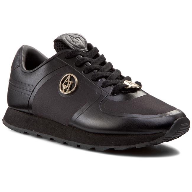 Sneakers ARMANI JEANS - B55L2 68 12 Black