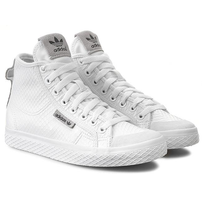 Sneakers adidas Honey Mid W S81370 FtwwhtCblack