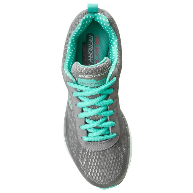 fc07767335b0 Shoes SKECHERS - Skech-Air Infinity 12111 CCTQ Charcoal Turquoise - Fitness  - Sports shoes - Women s shoes - www.efootwear.eu