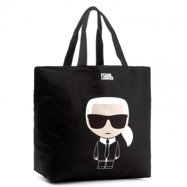Iknoik tote bag - Black Karl Lagerfeld Sale In China Newest Sale Online Sale Prices UzplxCf