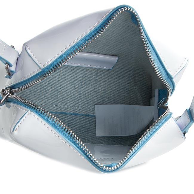 Handbag CALVIN KLEIN JEANS - Flow Mini Crossover K60K601563 White 101 -  Cross Body Bags - Handbags - www.efootwear.eu 57876a42117