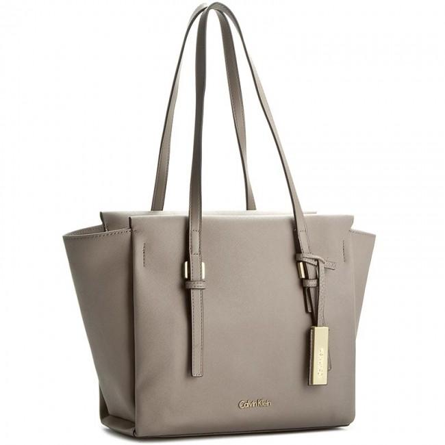 Handbag Calvin Klein Black Label M4rissa Medium Tote K60k602131 094