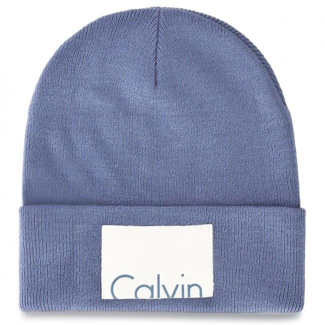 Cap CALVIN KLEIN JEANS - Calvin Beanie W K60K603452 439 - Women s ... d347cb3a777