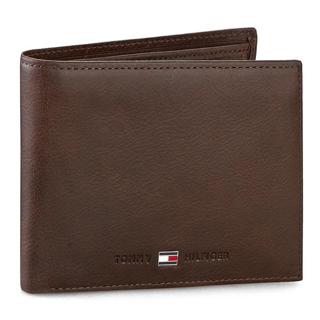 Large Men s Wallet TOMMY HILFIGER - Johnson Trifold AM0AM90665 041 ... 23841ed985c