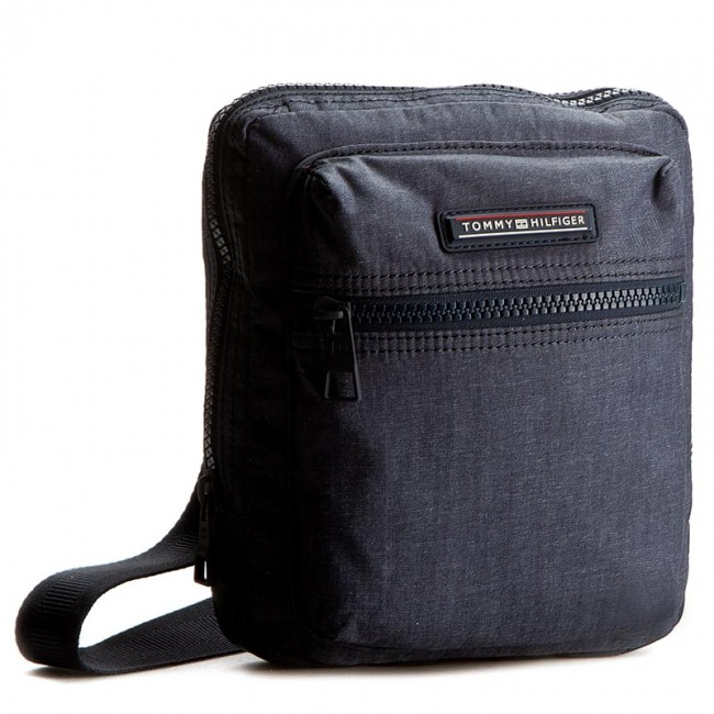 Messenger Bag TOMMY HILFIGER. Easy Nylon Chambray Slim Reporter AM0AM01533  006 fa6c3842409