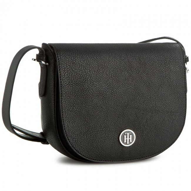 282b7131c4942 Handbag TOMMY HILFIGER - Th Core Med Crossover AW0AW02384 901 ...