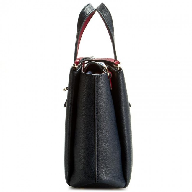 Handbag TOMMY HILFIGER - Th Core Medium Satchel AW0AW02928 902 - Classic -  Handbags - www.efootwear.eu fb3c292f2d4