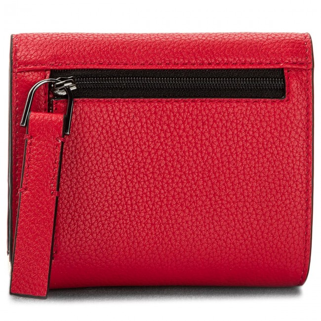 af54d5c31bd41 Small Women s Wallet CALVIN KLEIN - Edge Medium Trifold K60K603909 ...