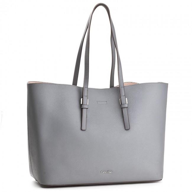 Large Tote Bag - Black Calvin Klein hJBfr7zOpN