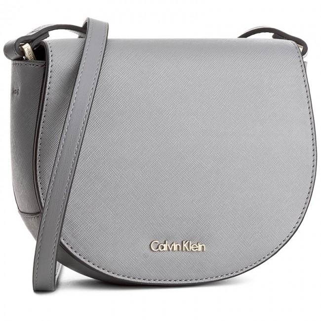 b409d3c5d Handbag CALVIN KLEIN - Marissa Saddle Bag K60K603650 002 - Cross ...
