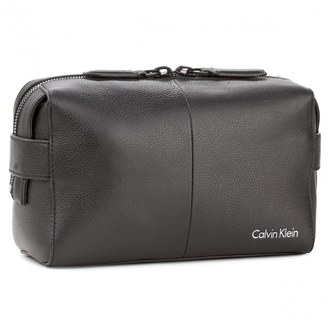ec2704ba3c Beauty Case CALVIN KLEIN - Double Tack Washbag K50K503484 001 ...