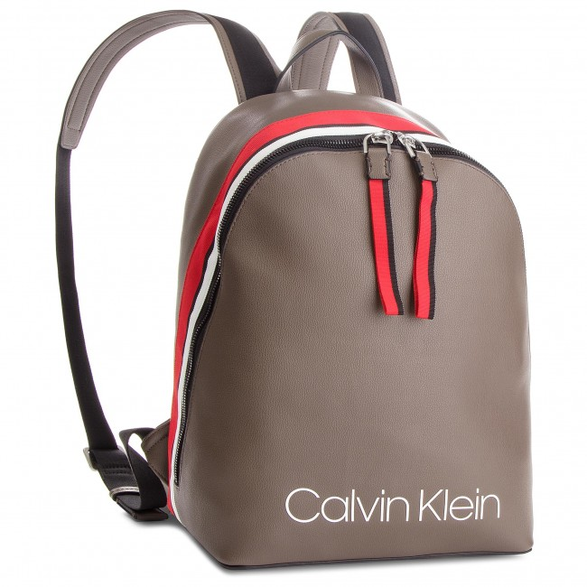 6f6b6fc8aa Backpack CALVIN KLEIN - Collegic Backpack K60K604455 002 - Backpacks ...