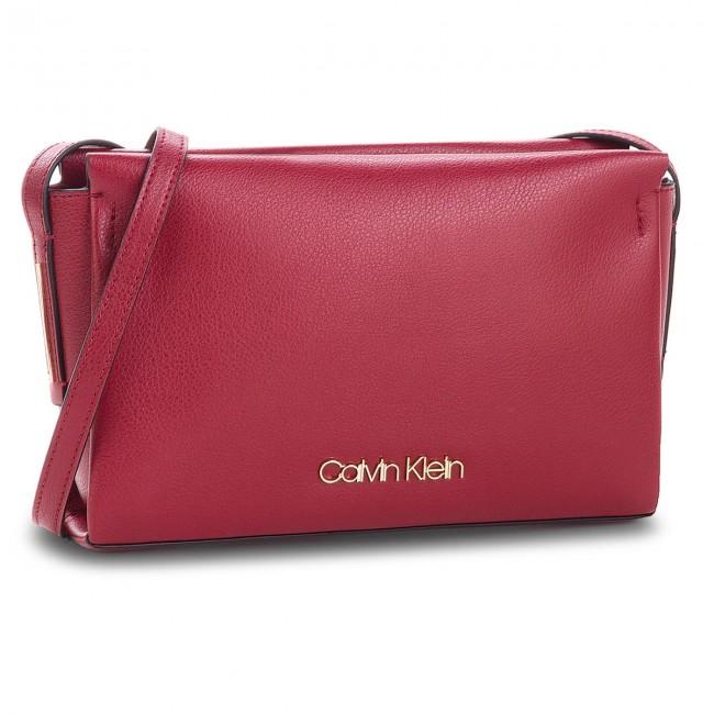 c0f9f562d9 Handbag CALVIN KLEIN - Frame Ew Crossbody K60K604447 628 - Cross ...