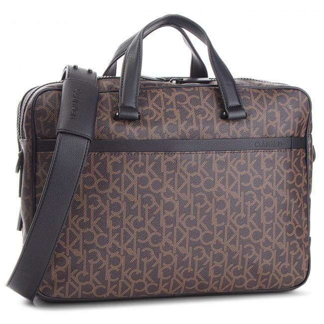 6cb7ae6f59f Laptop Bag CALVIN KLEIN - Ck Mono Laptop Bag E K50K504080 225 ...