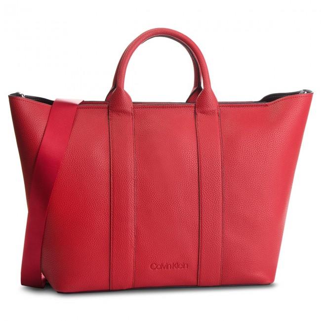 9e1872ca344 Handbag CALVIN KLEIN - Race Ew Shopper K60K604838 640 - Canvas Totes ...