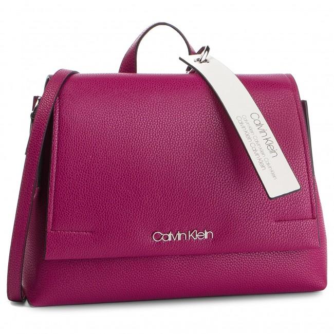db0f246be0211 Handbag CALVIN KLEIN - Neat Top Handle K60K605029 510 - Classic ...