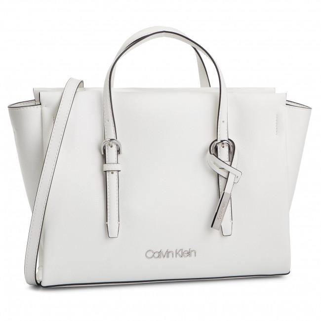 6ec1fc363c Handbag CALVIN KLEIN - Avant Small Tote K60K605007 107 - Classic ...