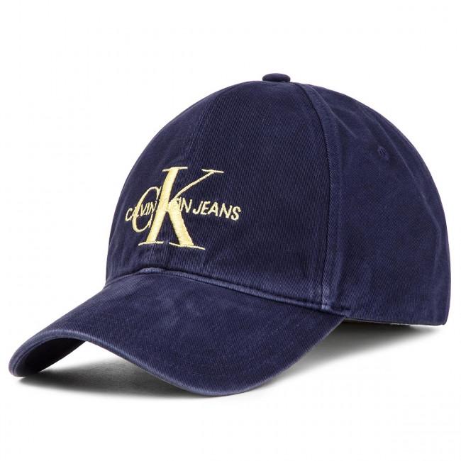 64476123f23 Cap CALVIN KLEIN JEANS - J Monogram Cap M K50K504561 450 - Women s ...