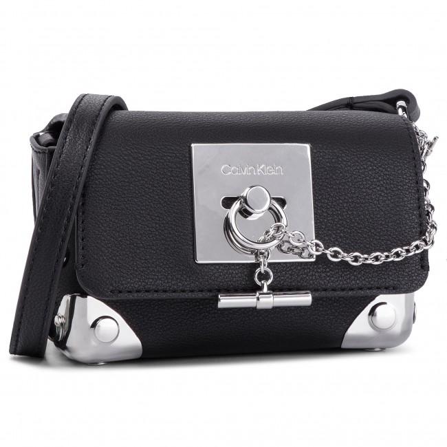 fbe1d801bf2 Handbag CALVIN KLEIN - Ck Lock Micro Crossbody Cornes K60K605066 001 ...