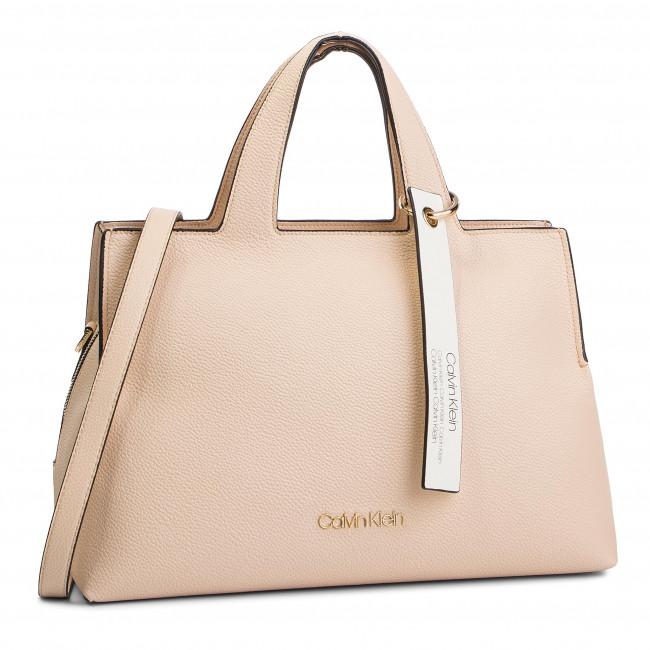9546a689de49f Handbag CALVIN KLEIN - Neat Tote K60K605059 064 - Classic - Handbags ...