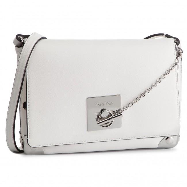 60d138a9da6 Handbag CALVIN KLEIN - Ck Lock Med Flap Crossbody K60K605060 107 ...