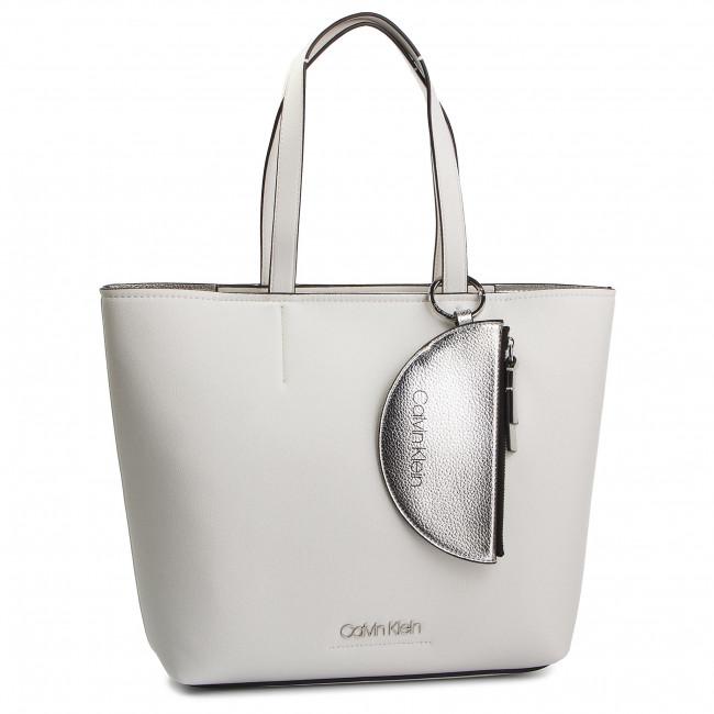 34f720b877ca3 Handbag CALVIN KLEIN - Ck Must Medium Shopper Q K60K605228 107 ...