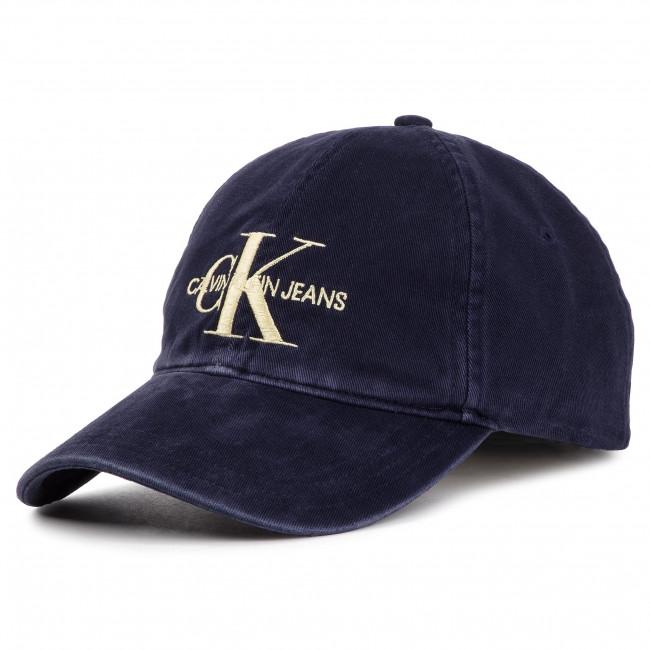 49fe661c4c2 Cap CALVIN KLEIN JEANS - J Monogram Cap W K60K605282 450 - Women s ...