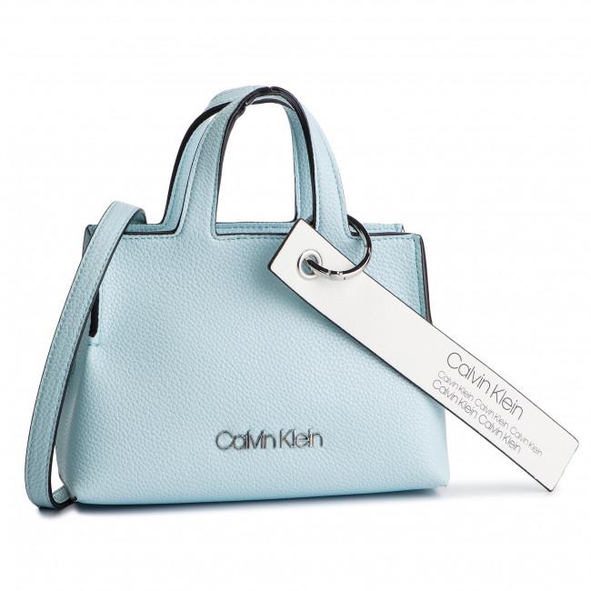 0901d0e29a6e9 Handbag CALVIN KLEIN - Neat Small Tote K60K605057 458 - Classic ...