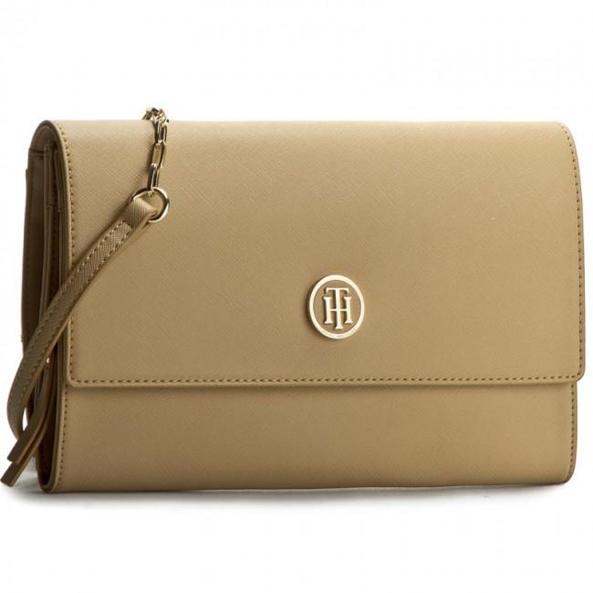 32903fa7a4721 Handbag TOMMY HILFIGER - Th Chain Crossover AW0AW03709 251 - Clutch ...