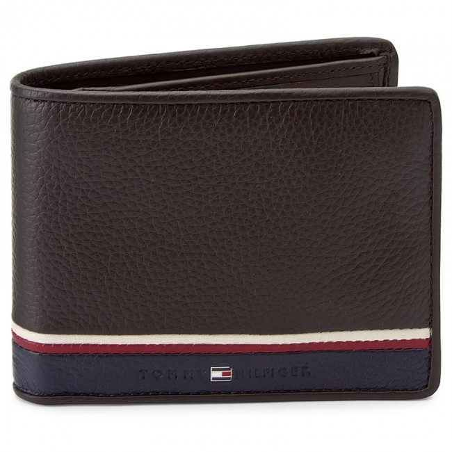 Large Men s Wallet TOMMY HILFIGER. Corporate Cc Flap And Coin Pocket  AM0AM01835 244 91f6b62c4f7