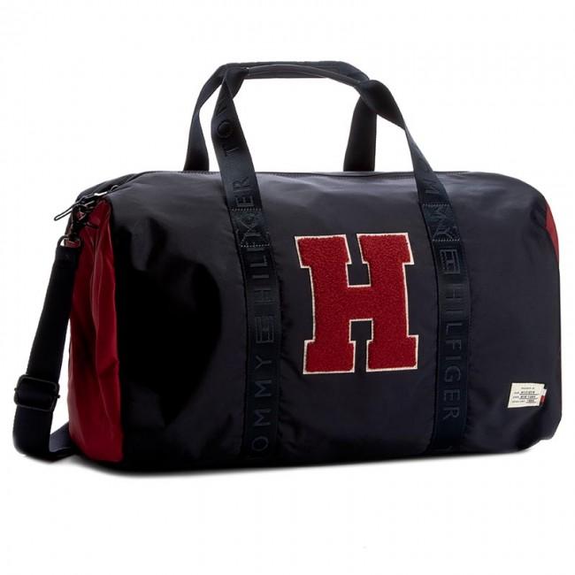 Bag TOMMY HILFIGER - Tommy Duffle H AM0AM02059 905 - Travel ... 310624d275