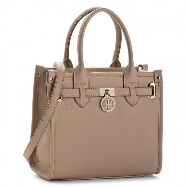 8355430e82659 Handbag TOMMY HILFIGER - American Icon Mini Tote Solid AW0AW03646 ...