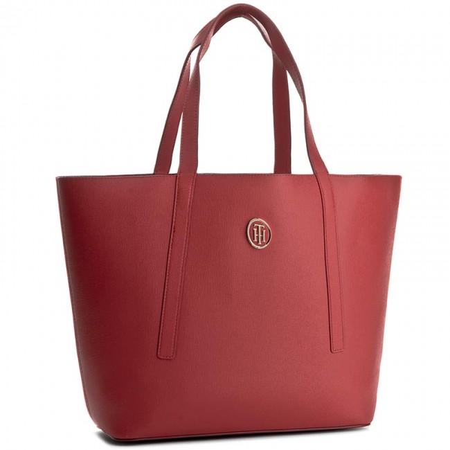 Handbag TOMMY HILFIGER - Tommy Bag In Bag Floral Stripe AWAW04086 ... e432abd8b05