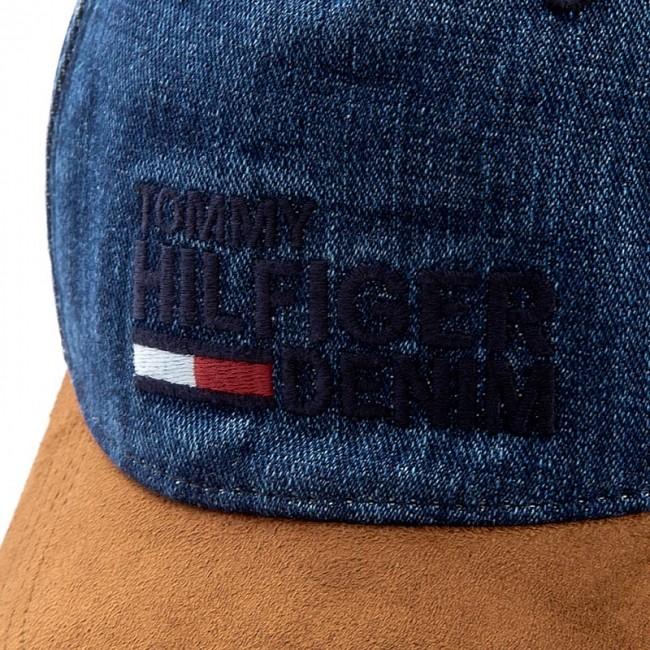 c00cb10f Cap TOMMY HILFIGER - Thd Jeans Cap AM0AM02597 088 - Men's - Hats ...