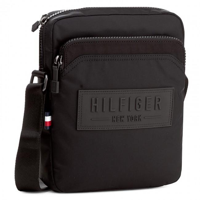 Nylon TOMMY Reporter City Messenger Slim Bag 002 AM0AM02320 HILFIGER U5CxfIq