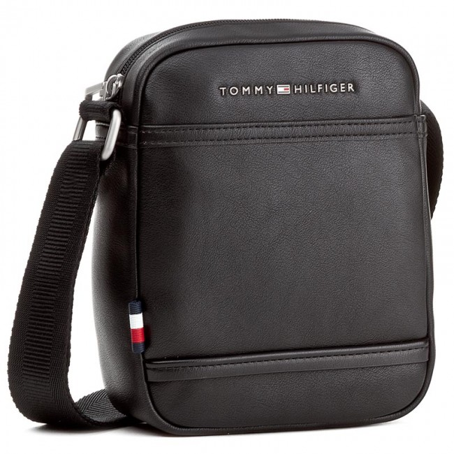 ad5261bff Messenger Bag TOMMY HILFIGER - Th City Mini Reporter AM0AM02330 002 ...