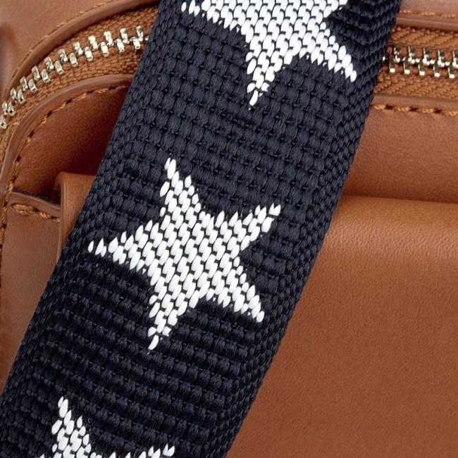 5740731fdcba Handbag TOMMY HILFIGER - Fashion Hardware Leather Mini Crossover AW0AW04291  279