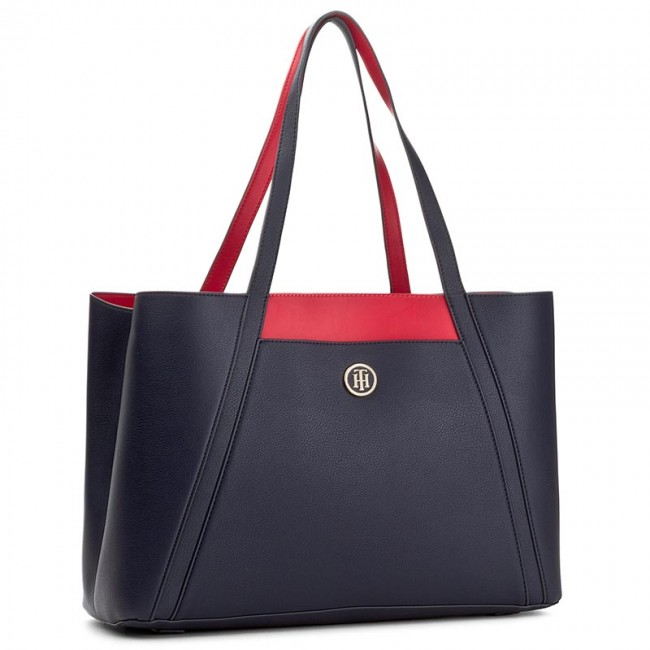 b495047e1b501 Handbag TOMMY HILFIGER - Tommy Bag In Bag Workbag Cb AW0AW04303 903 ...