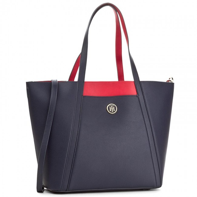c1bdd6ac4dfa9 Handbag TOMMY HILFIGER - Tommy Bag In Tote Cb AW0AW04353 903 ...