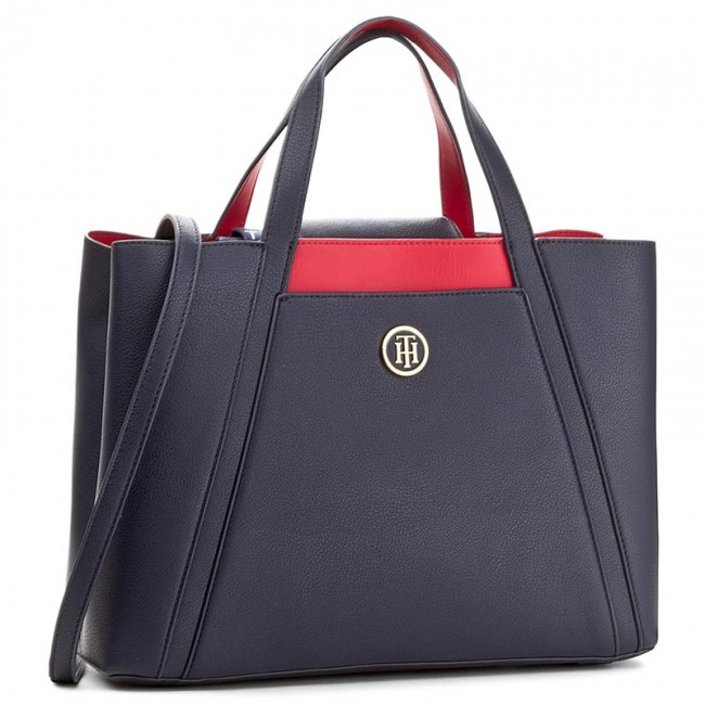 2786f00ed8cd4 Handbag TOMMY HILFIGER - Tommy Bag In Bag Med Work Bag Cb AW0AW04539 ...