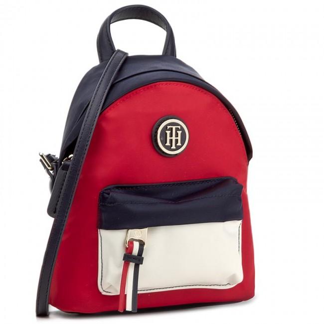 3997a8e0779e Handbag TOMMY HILFIGER - Poppy Mini Backpack Crossover Cb AW0AW04648 ...