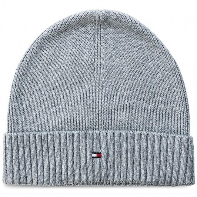 Men s Cap TOMMY HILFIGER - Pima Cotton Cashmere Beanie AM0AM02444 ... 0f16f7d126