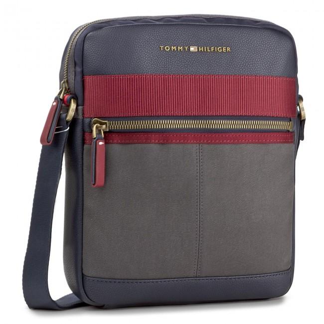 7ea85dda06a Messenger Bag TOMMY HILFIGER - Playful Novelty Reporter AM0AM02840 ...