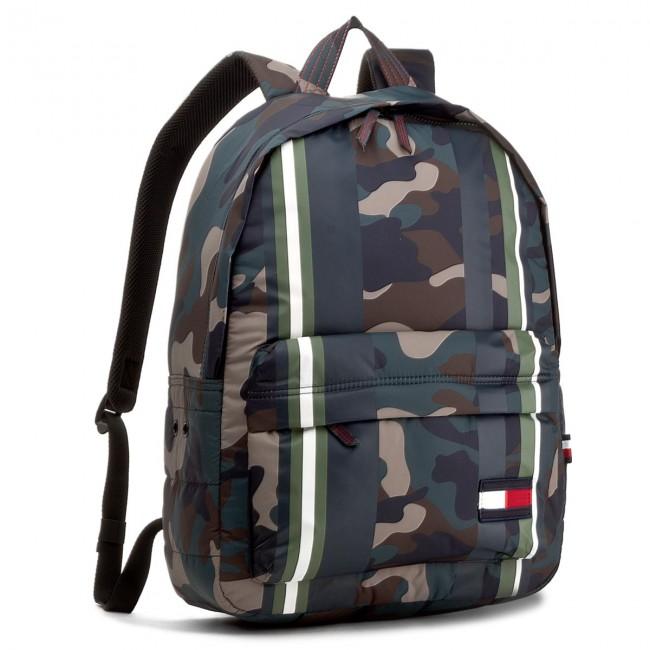 camo tommy hilfiger backpack