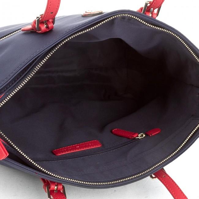 c801937bf2e Handbag TOMMY HILFIGER - Chic Nylon Tote AW0AW04842 901 - Classic -  Handbags - www.efootwear.eu