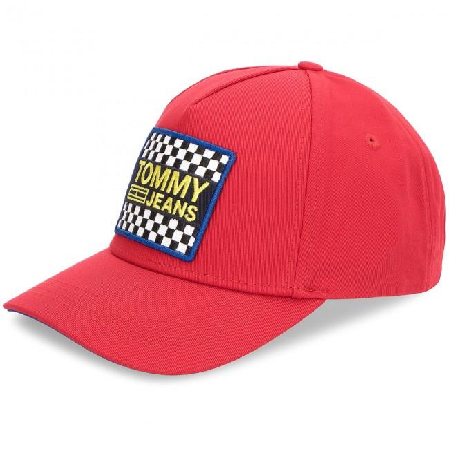 Cap TOMMY JEANS - Tjm Logo Patch Cap AM0AM03265 614 - Men s - Hats ... 538a6b245116